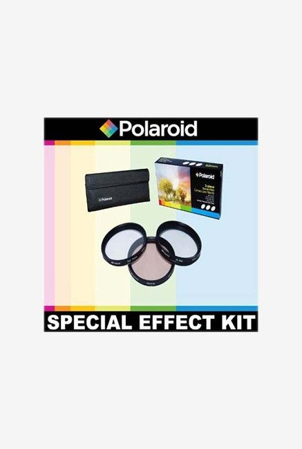 Polaroid PL-FX-114 3 Piece Special Effect Filter Kit