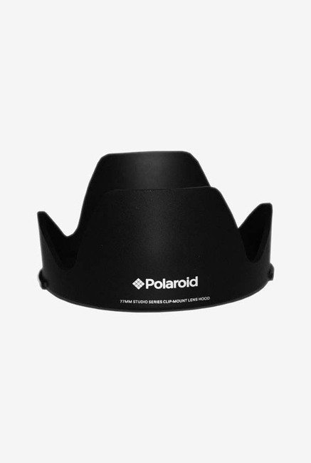 Polaroid PL-LHCM52 Studio Series 52 mm Lens Hood (Black)