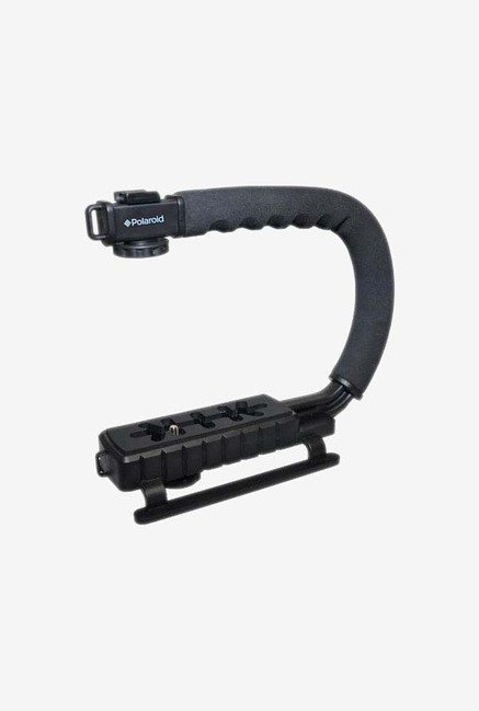 Polaroid PL-STA-6 Sure-Grip Professional Camera (Black)