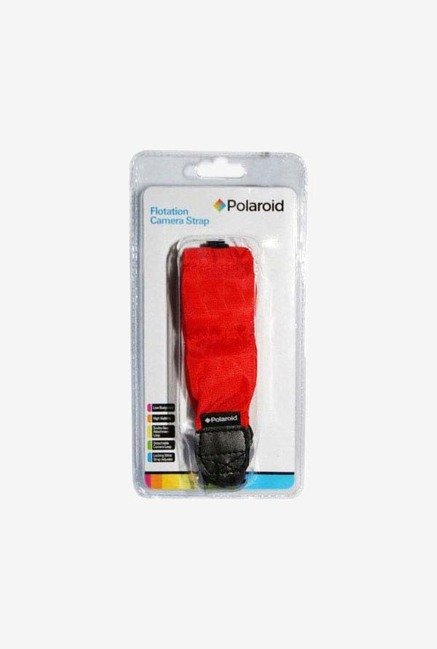 Polaroid PL-STRFR Floating Wrist Strap (Red)