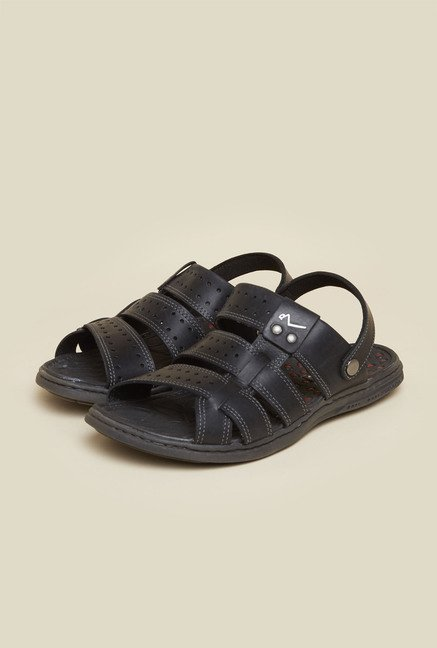 Da Vinchi by Metro Black Sandals