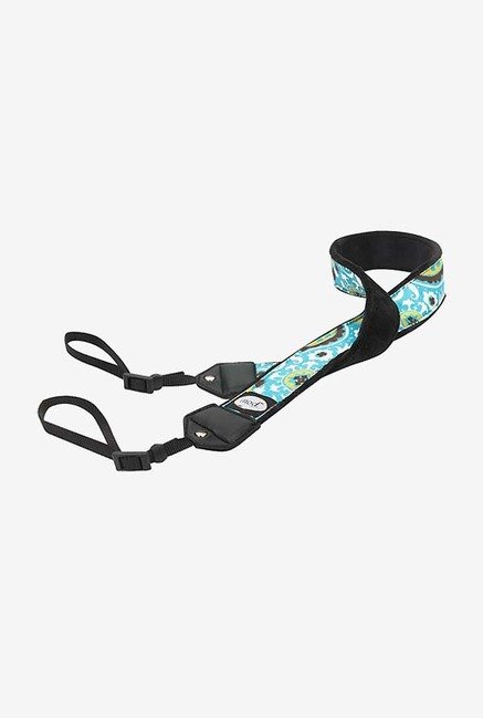 Mod 457 Camera Strap (Brown & Teal)
