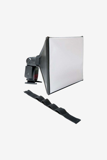 Lumiquest LQ-133 Softbox Ltp with Ultrastrap (Black)