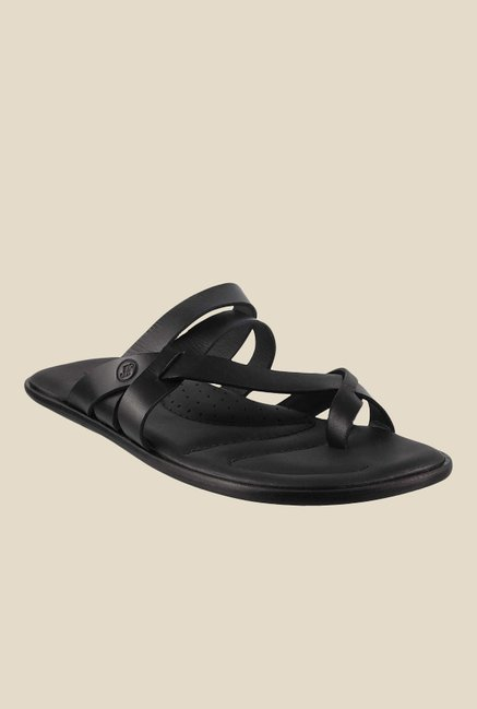 Signature by Mochi Black Formal Sandals