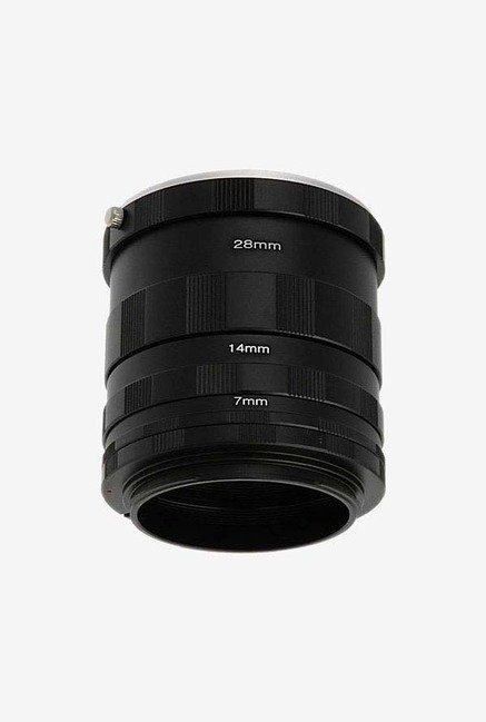 Polaroid PL-EXTRC Canon Eos Macro Extension Tube (Black)