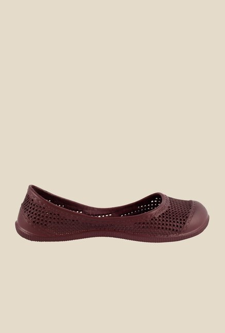 Spice Koolz Brown Flat Ballets