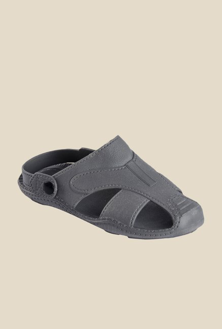 Spice Pathani Grey Sling Back Sandals