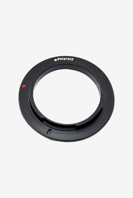 Polaroid 52mm Filter Thread Lens Macro Reverse Ring Adapter