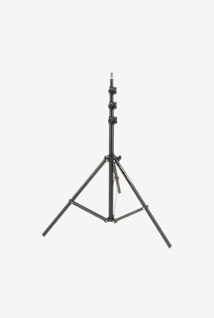 Polaroid PL-SELIGHTSTAND Pro Studio 8 Air-Cushioned (Black)