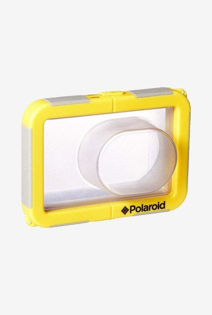 Polaroid PL-WPCK18 Dive-Rated Camera Housing (Yellow)