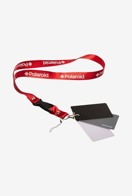 Polaroid PL-DGC Pocket-Sized Neck Strap (Grey)