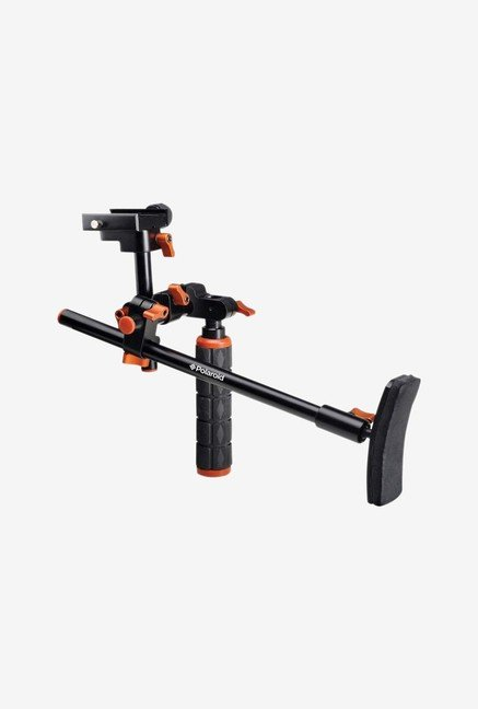 Polaroid PLSTA18 Video Chest Stabilizer (Black)