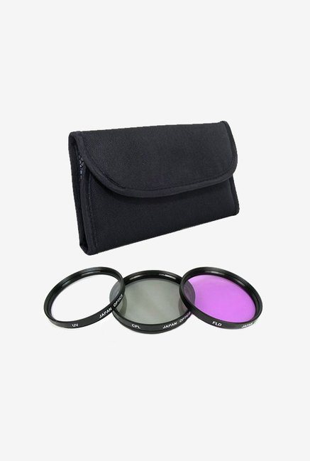 Dm DMFK72 Optics Multi-Coated 3 Piece Filter Kit