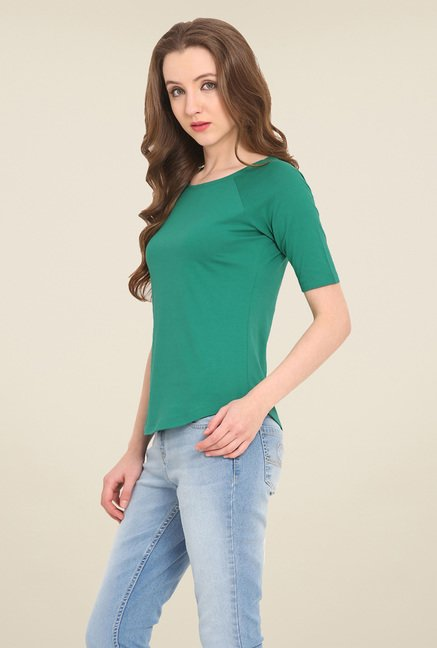 Saiesta Green Solid Top