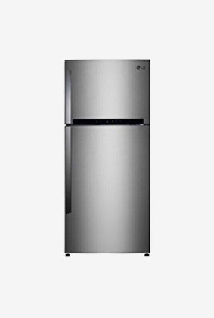 LG GL-I472QNSL 420L 4 Star Refrigerator (Noble Steel)