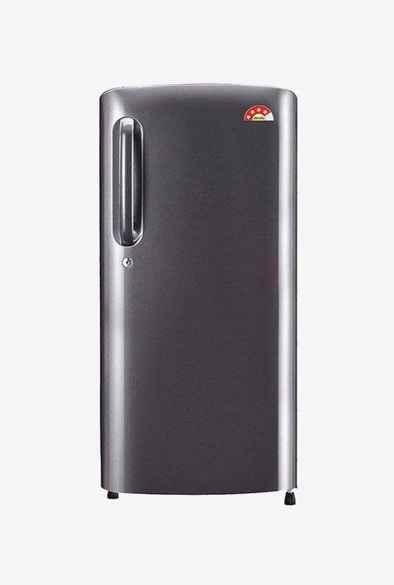 LG GL-B221ATNL 215 L 4 Star Refrigerator (Titanium)