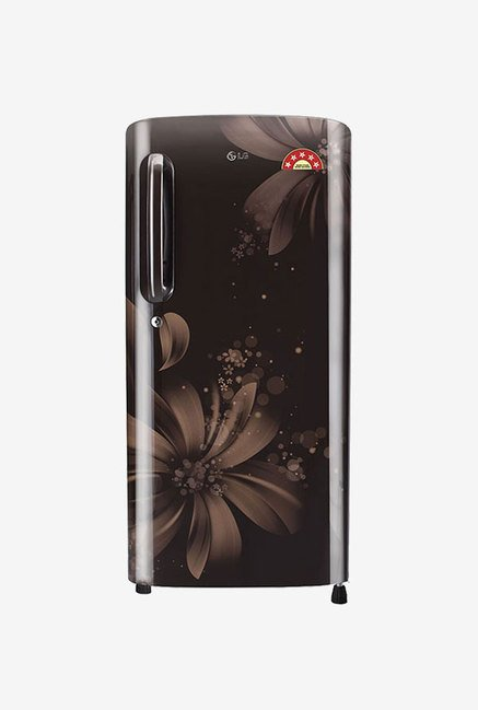 LG GL-B201AHAN 190 L 5 Star Refrigerator (Hazel Aster)