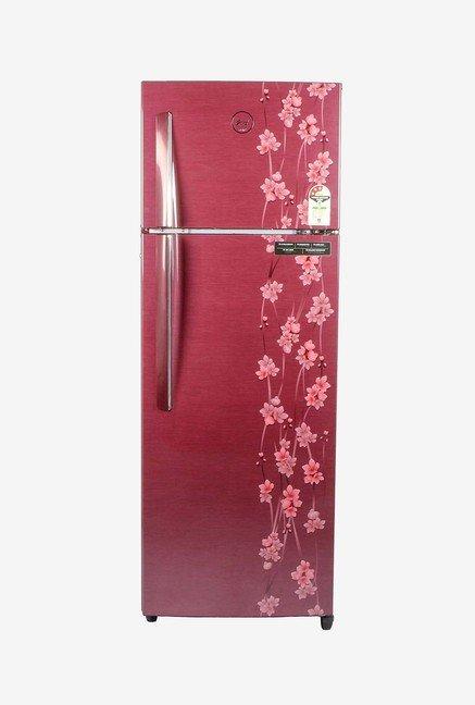 Godrej RT EON 290 P 3.4 290L 3S Refrigerator (Ruby Petals)
