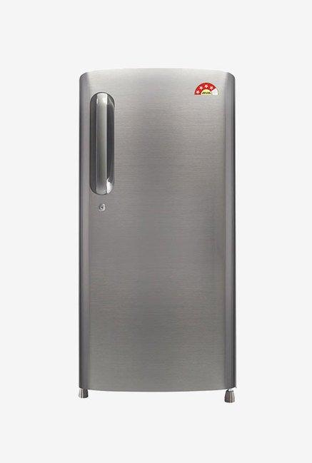 LG GL-B201APZL 190 L 4 Star Refrigerator (Shiny Steel)