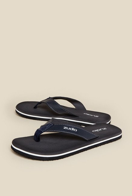 Zudio Grey Thong Flip Flops