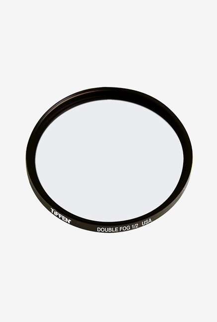 Tiffen 52mm Double Fog 1/2 Filter (Black)
