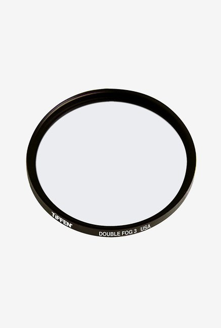Tiffen 46mm Double Fog 3 Filter (Black)