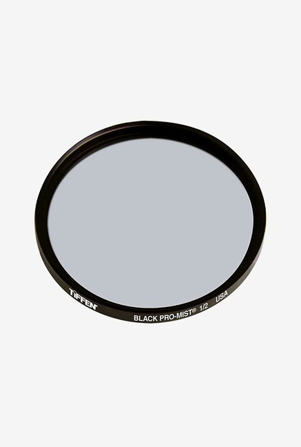 Tiffen 49mm Black Pro-Mist 1/2 Filter (Black)