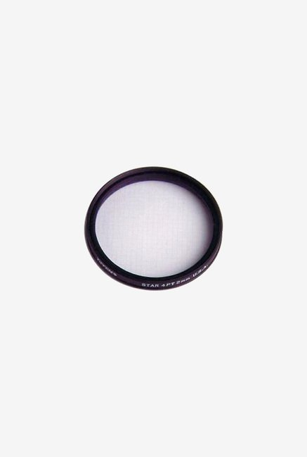 Tiffen 46mm 4 Point Star Filter (Black)