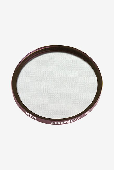 Tiffen 67mm Black Diffusion/FX 1 Filter (Black)