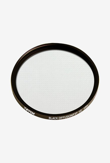 Tiffen 62mm Black Diffusion/FX 1/2 Filter (Black)