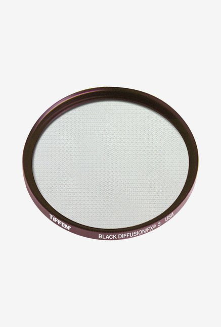 Tiffen 58mm Black Diffusion/FX 3 Filter (Black)