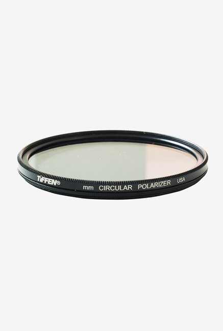 Tiffen 30mm Circular Polarizing Filter (Black)