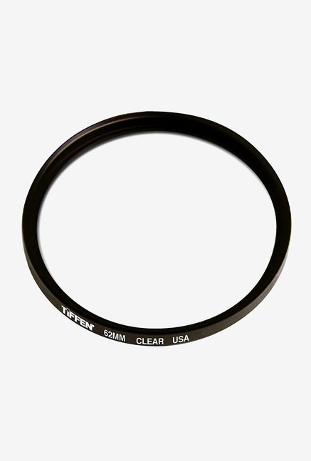 Tiffen 62mm Clear Protection Filter (Black)