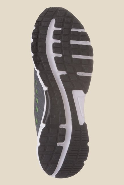 Reebok Cruise Ride Black & Green Running Shoes