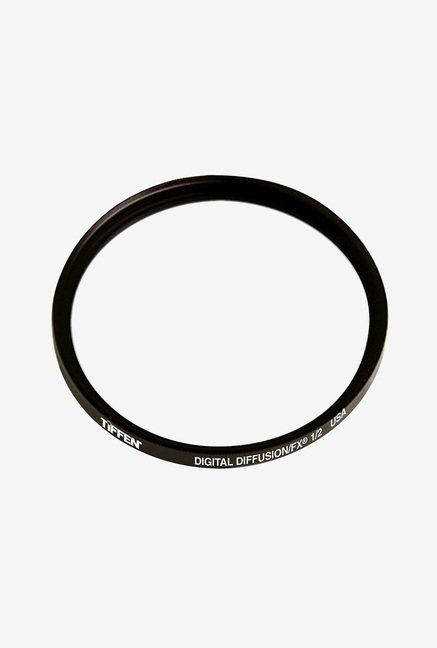 Tiffen 58mm Digital Diffusion/FX 1/2 Filter (Black)