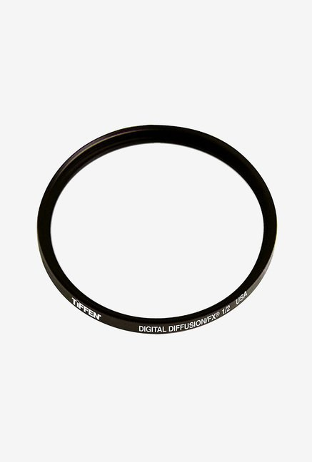 Tiffen 82mm Digital Diffusion/FX 1/2 Filter (Black)