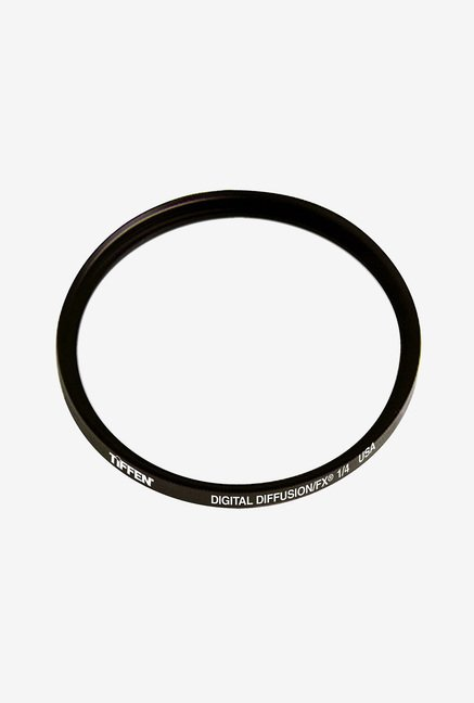 Tiffen 49mm Digital Diffusion/FX 1/4 Filter (Black)