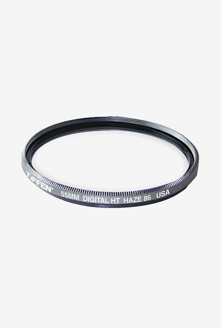 Tiffen 55mm UV Haze 86 Digital HT Filter (Black)