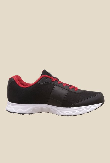 Reebok Ultimate Speed 4.0 Black & Red Running Shoes