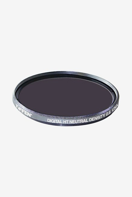 Tiffen 62mm Digital HT ND 0.6 Titanium Filter (Black)