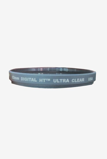 Tiffen 52mm Ultra Clear Digital HT Filter (Black)