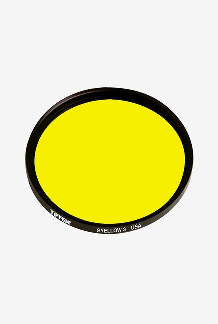 Tiffen 49mm 9 Filter (Yellow 3)