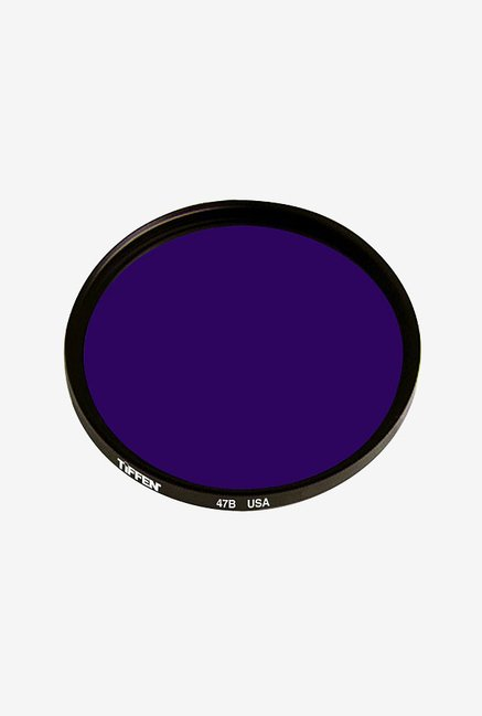 Tiffen 52mm Color Balancing Filter (Blue 47)