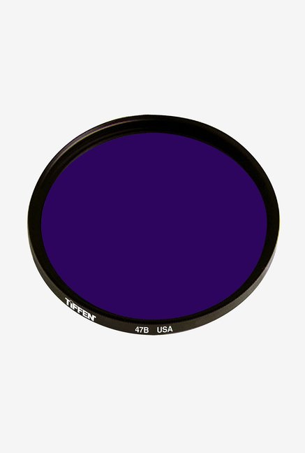 Tiffen 62mm Color Balancing Filter (Blue 47)