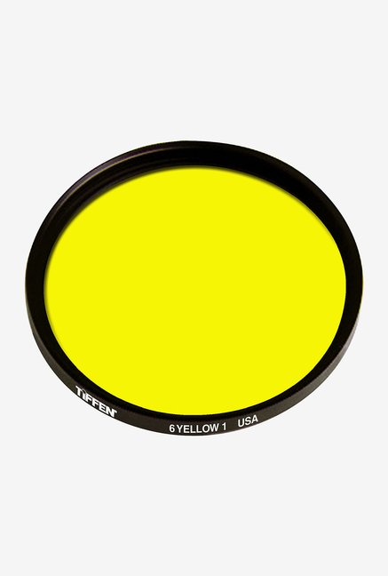 Tiffen 58mm 6 Filter (Yellow 1)