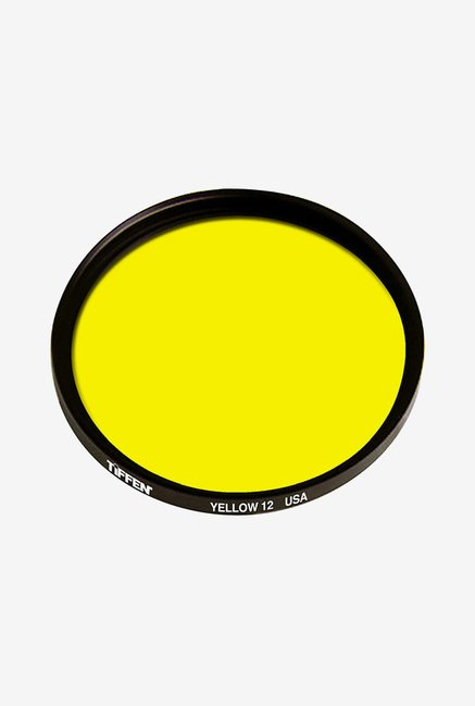 Tiffen 49mm Filter (Yellow 12)
