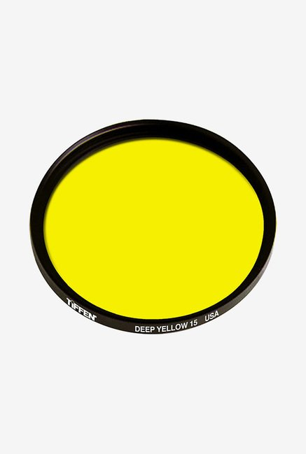 Tiffen 62mm Filter (Yellow 15)