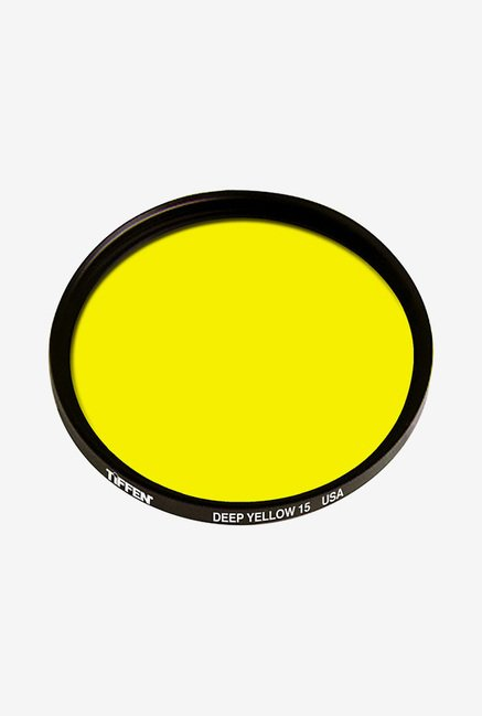 Tiffen 77mm Filter (Yellow 15)
