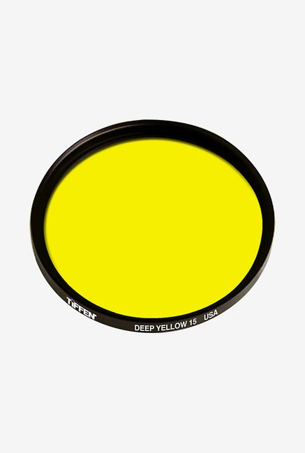 Tiffen 82mm Filter (Yellow 15)