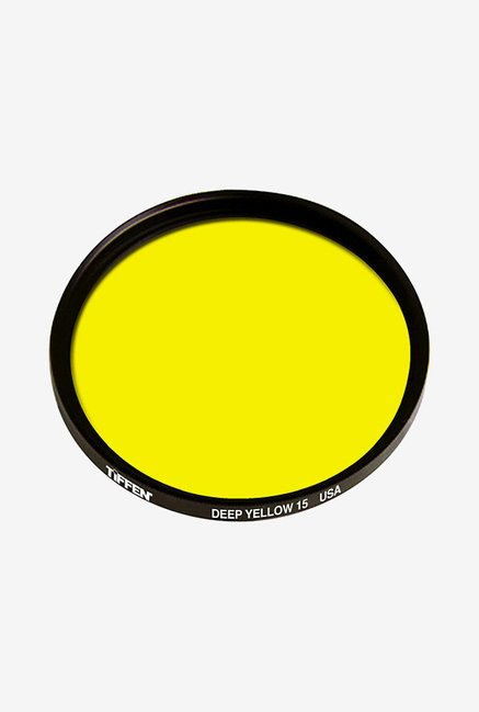 Tiffen 43mm Filter (Yellow 15)